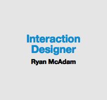 Ryan McAdam